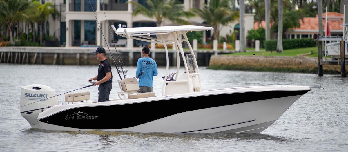 Sea Chaser 20-CC